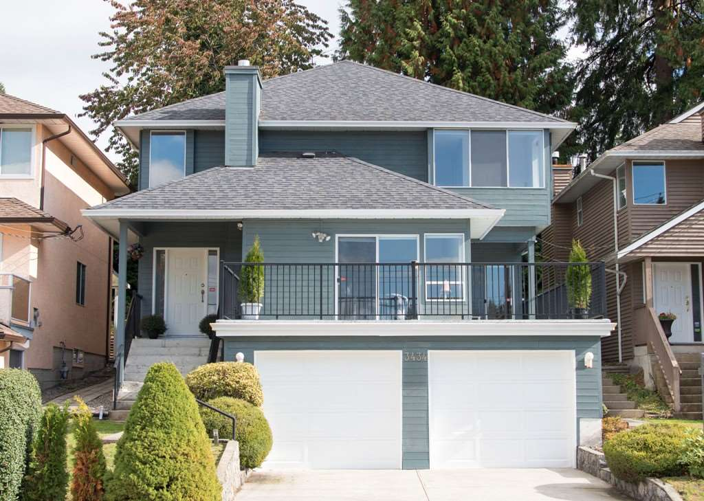 Main Photo: 3434 MAHON Avenue in North Vancouver: Upper Lonsdale House for sale : MLS® # R2226900
