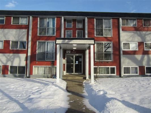 Main Photo: 105 10615 114 Street in Edmonton: Zone 08 Condo for sale : MLS®# E4090526