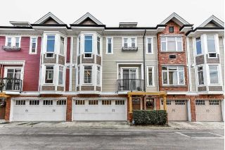 "Main Photo: 131 20738 84 Avenue in Langley: Willoughby Heights Townhouse for sale in ""Yorkson Creek"" : MLS® # R2229746"