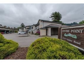 "Main Photo: 12 5770 VEDDER Road in Sardis: Vedder S Watson-Promontory Townhouse for sale in ""Centre Point"" : MLS® # R2233181"