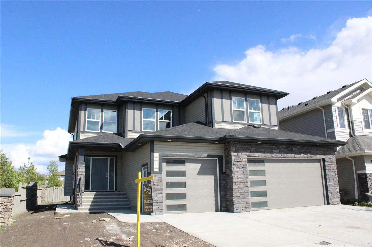 Main Photo: 4103 CHARLES Link SW in Edmonton: Zone 55 House for sale : MLS®# E4095719