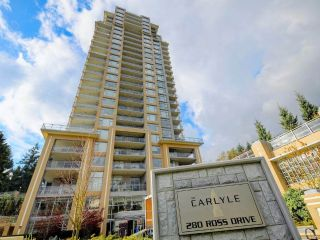 "Main Photo: 2003 280 ROSS Drive in New Westminster: Fraserview NW Condo for sale in ""THE CARLYLE"" : MLS®# R2278422"