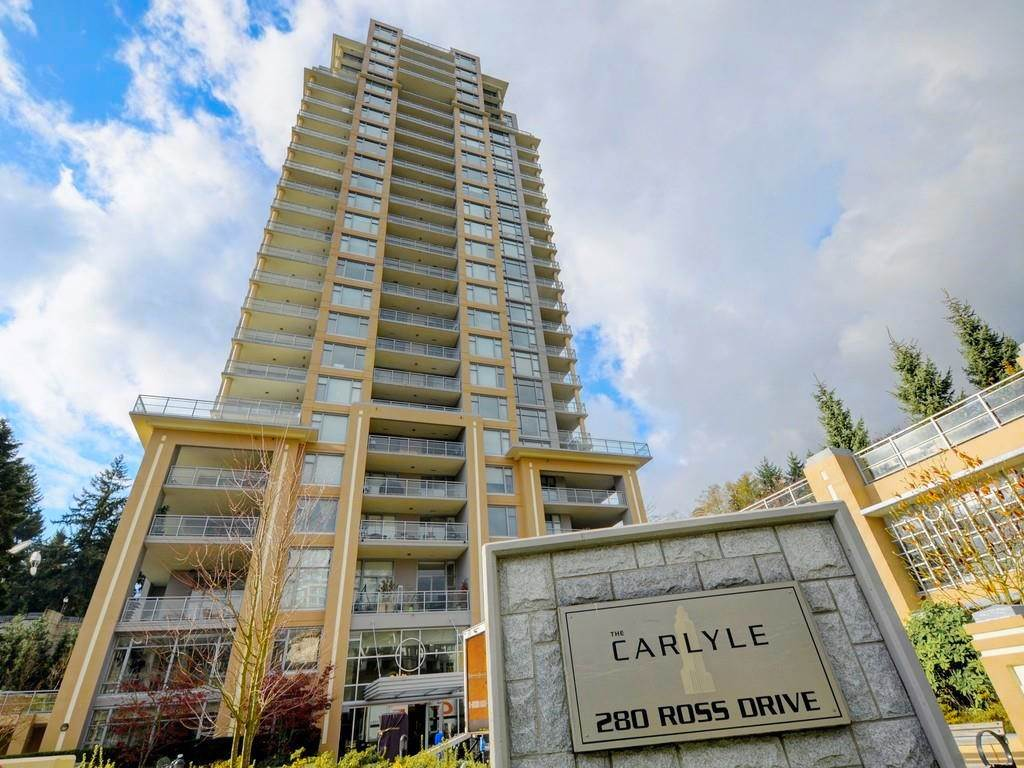 FEATURED LISTING: 2003 - 280 ROSS Drive New Westminster