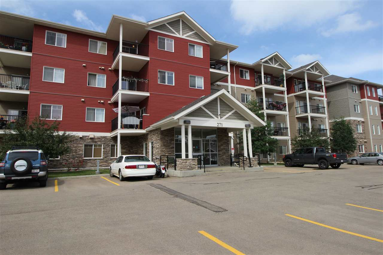 Main Photo: 101 271 Charlotte Way: Sherwood Park Condo for sale : MLS®# E4119414