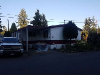 "Main Photo: 1A 20071 24 Avenue in Langley: Brookswood Langley Manufactured Home for sale in ""FERNRIDGE"" : MLS®# R2291262"
