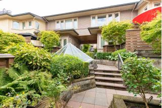 "Main Photo: 5 215 E 4TH Street in North Vancouver: Lower Lonsdale Townhouse for sale in ""Orchard Terrace"" : MLS®# R2297145"