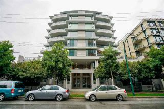 "Main Photo: 602 587 W 7TH Avenue in Vancouver: Fairview VW Condo for sale in ""AFFINITI"" (Vancouver West)  : MLS®# R2309315"