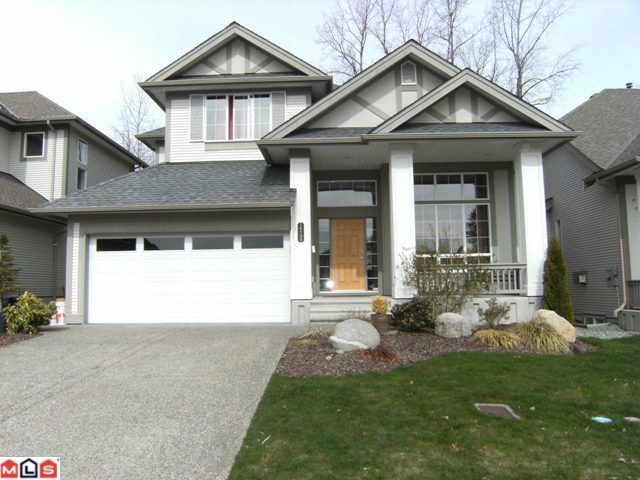 "Photo 1: 14735 58TH Avenue in Surrey: Sullivan Station House for sale in ""PANORAMA HILLS"" : MLS® # F1107525"