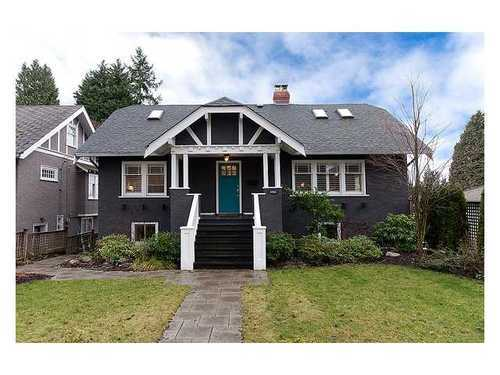Main Photo: 3286 38TH Ave W in Vancouver West: Kerrisdale Home for sale ()  : MLS(r) # V931883