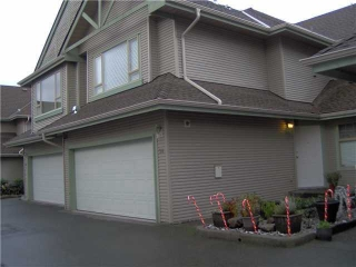 "Main Photo: 50 1255 RIVERSIDE Drive in Port Coquitlam: Riverwood Townhouse for sale in ""RIVERWOOD GREEN"" : MLS®# V1059650"