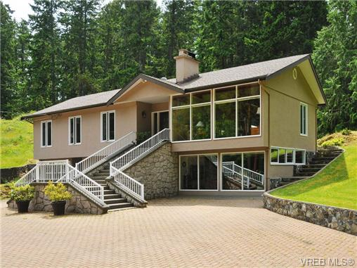Main Photo: 421 Brookleigh Road in VICTORIA: SW Elk Lake Single Family Detached for sale (Saanich West)  : MLS® # 337772