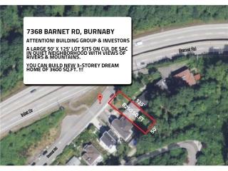 "Main Photo: 7368 BARNET Road in Burnaby: Westridge BN House for sale in ""WESTRIDGE BURNABY"" (Burnaby North)  : MLS(r) # V1096263"