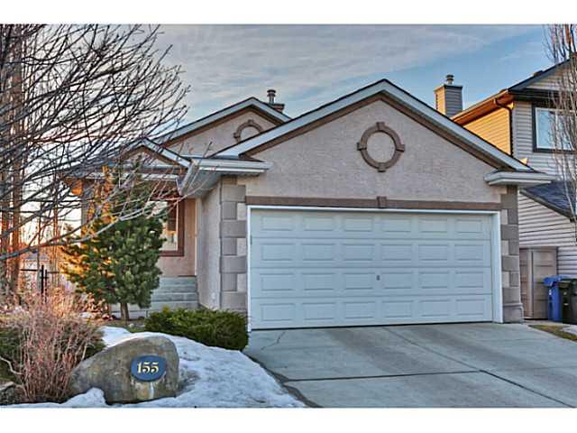 Photo 1: 155 TUSCANY RAVINE Road NW in Calgary: Tuscany House for sale : MLS® # C3651073