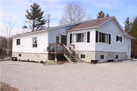 Main Photo: 3816 Burnside Line in Severn: Rural Severn House (Bungalow-Raised) for sale : MLS® # X3158630