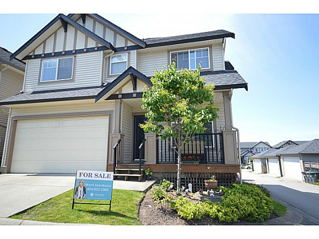Main Photo: 10 6195 168TH Street in Surrey: Cloverdale BC House for sale (Cloverdale)  : MLS®# F1440716