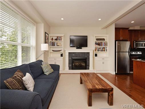 Photo 4: 4 1105 Esquimalt Road in VICTORIA: Es Saxe Point Townhouse for sale (Esquimalt)  : MLS® # 351697