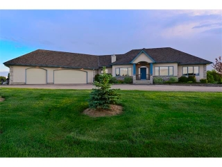 Main Photo: 234 CHURCH RANCHES Way in Rural Rockyview County: Rural Rocky View MD House for sale : MLS® # C4016566