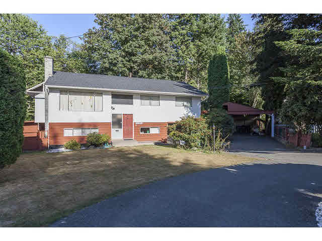 "Main Photo: 10980 132A Street in Surrey: Whalley House for sale in ""Surrey City Center"" (North Surrey)  : MLS® # F1447444"