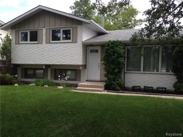 Main Photo: 361 Cathcart Street in WINNIPEG: Charleswood Residential for sale (South Winnipeg)  : MLS(r) # 1522681
