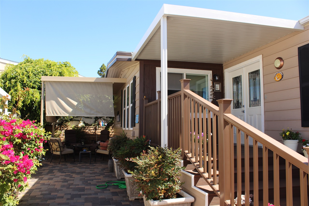 Photo 21: CARLSBAD SOUTH Manufactured Home for sale : 3 bedrooms : 7316 San Benito #363 in Carlsbad