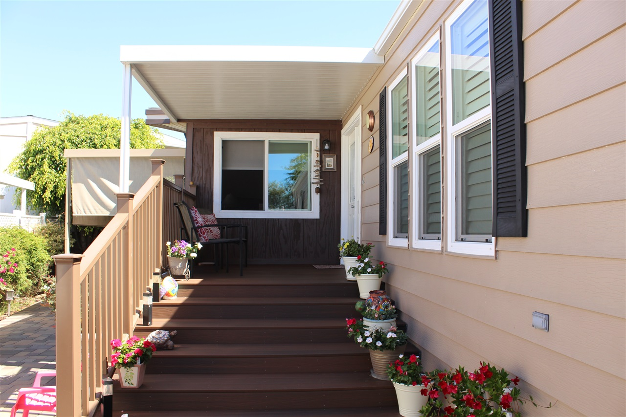 Photo 2: CARLSBAD SOUTH Manufactured Home for sale : 3 bedrooms : 7316 San Benito #363 in Carlsbad