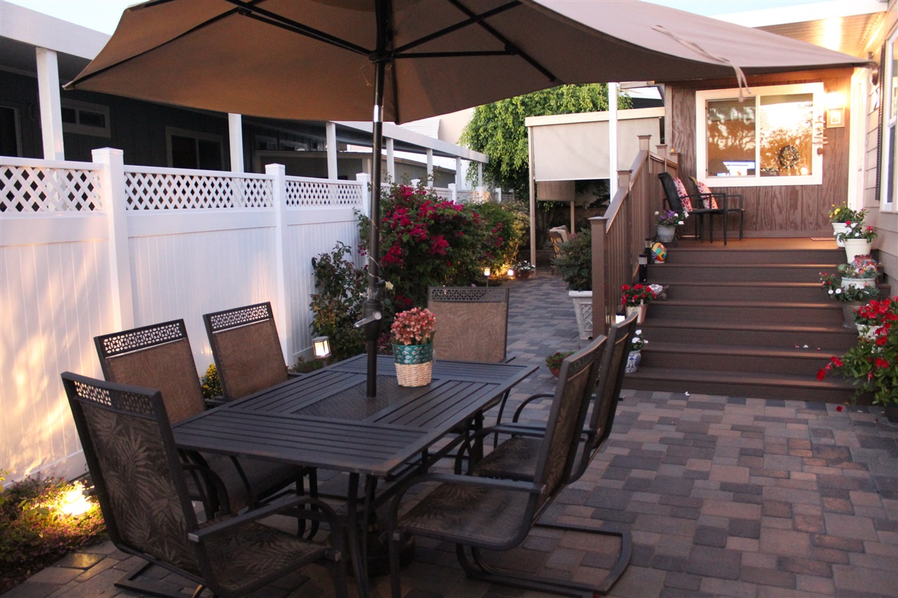 Photo 19: CARLSBAD SOUTH Manufactured Home for sale : 3 bedrooms : 7316 San Benito #363 in Carlsbad