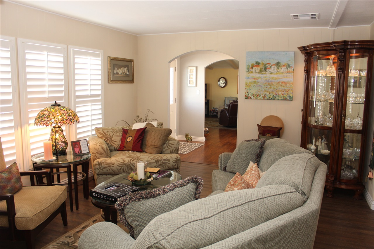 Photo 5: CARLSBAD SOUTH Manufactured Home for sale : 3 bedrooms : 7316 San Benito #363 in Carlsbad