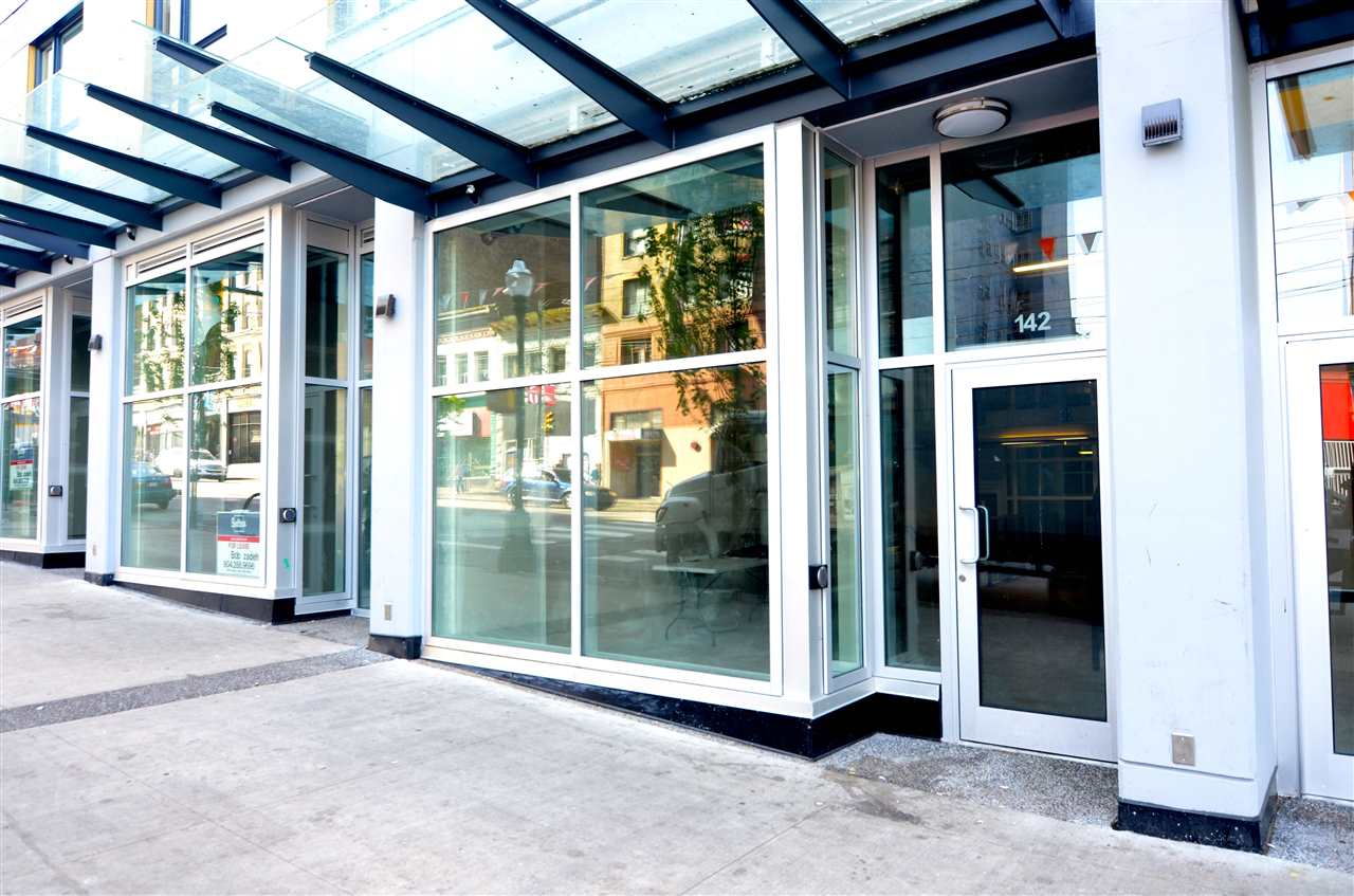 Main Photo: SL84 142 E HASTINGS Street in Vancouver: Downtown VE Retail for sale (Vancouver East)  : MLS® # C8005558
