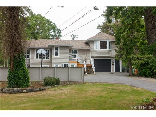 Main Photo: 1430 Simon Road in VICTORIA: SE Mt Doug Single Family Detached for sale (Saanich East)  : MLS® # 365318