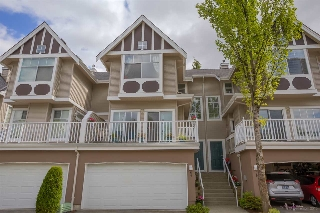 "Main Photo: 60 7488 MULBERRY Place in Burnaby: The Crest Townhouse for sale in ""SIERRA RIDGE IN THE CREST BBY"" (Burnaby East)  : MLS® # R2085053"