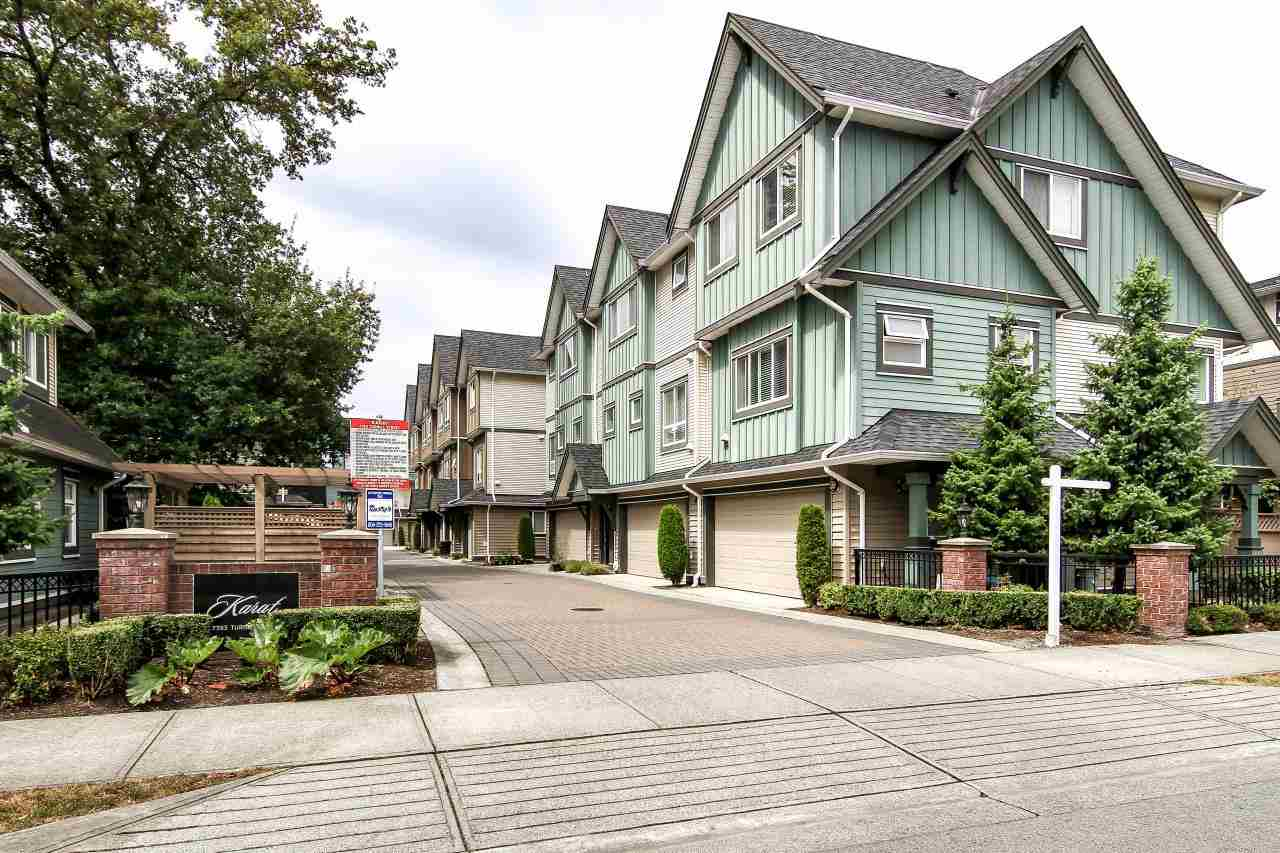 "Main Photo: 6 7393 TURNILL Street in Richmond: McLennan North Townhouse for sale in ""Karat"" : MLS® # R2098805"