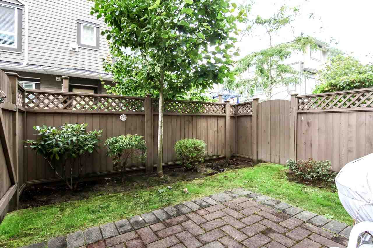 "Photo 17: 6 7393 TURNILL Street in Richmond: McLennan North Townhouse for sale in ""Karat"" : MLS® # R2098805"