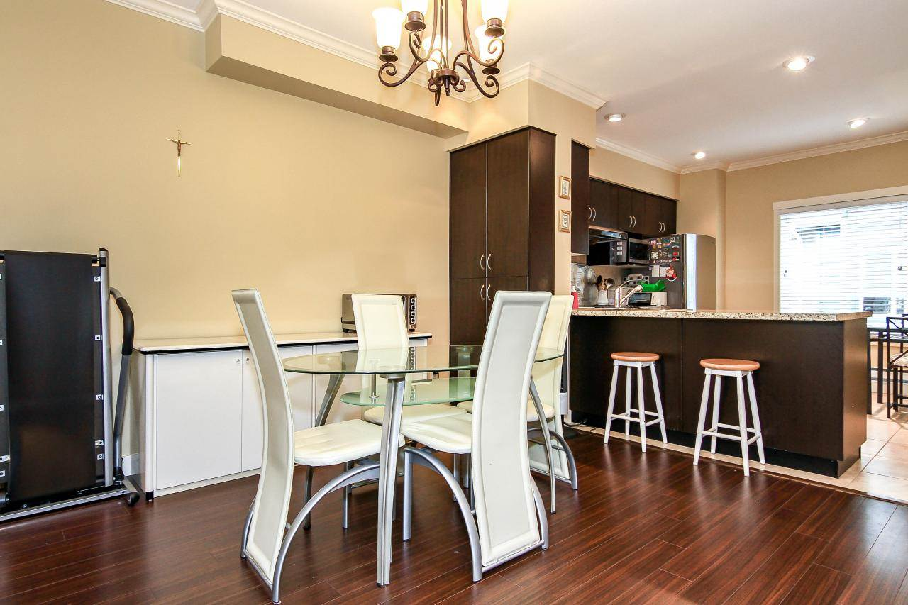 "Photo 5: 6 7393 TURNILL Street in Richmond: McLennan North Townhouse for sale in ""Karat"" : MLS® # R2098805"