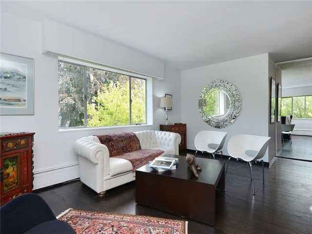 "Photo 3: 504 2095 BEACH Avenue in Vancouver: West End VW Condo for sale in ""Beach Towers"" (Vancouver West)  : MLS(r) # R2113515"