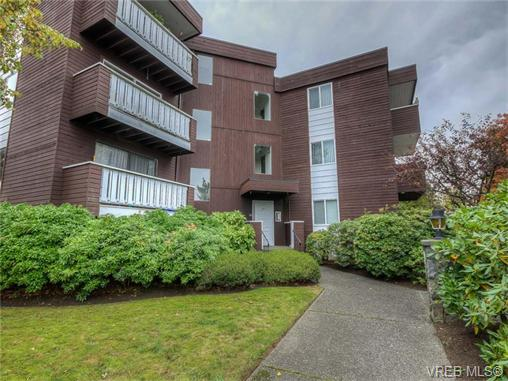 Main Photo: 2 1331 Johnson Street in VICTORIA: Vi Downtown Condo Apartment for sale (Victoria)  : MLS® # 371254