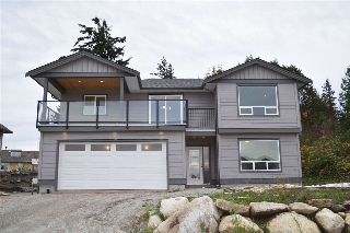 "Main Photo: 6382 SAMRON Road in Sechelt: Sechelt District House for sale in ""ORCA VISTA"" (Sunshine Coast)  : MLS® # R2122784"