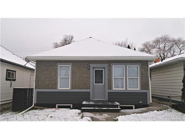 Main Photo: 355 Winterton Avenue in Winnipeg: East Kildonan Residential for sale (3A)  : MLS(r) # 1630108