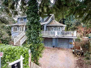 Main Photo: 4715 THE HIGHWAY in West Vancouver: Olde Caulfeild House for sale : MLS(r) # R2134934