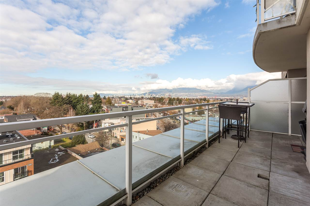 "Photo 14: 705 4028 KNIGHT Street in Vancouver: Knight Condo for sale in ""KING EDWARD VILLAGE"" (Vancouver East)  : MLS® # R2141874"