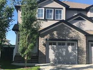 Main Photo: 6 9231 213 Street in Edmonton: Zone 58 House Half Duplex for sale : MLS® # E4056807
