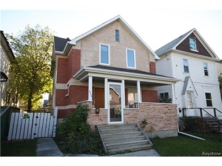 Main Photo: 434 Polson Avenue in Winnipeg: Residential for sale (4C)  : MLS® # 1707275
