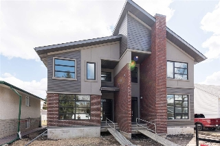 Main Photo: 10413 145 Street in Edmonton: Zone 21 House Half Duplex for sale : MLS(r) # E4062257