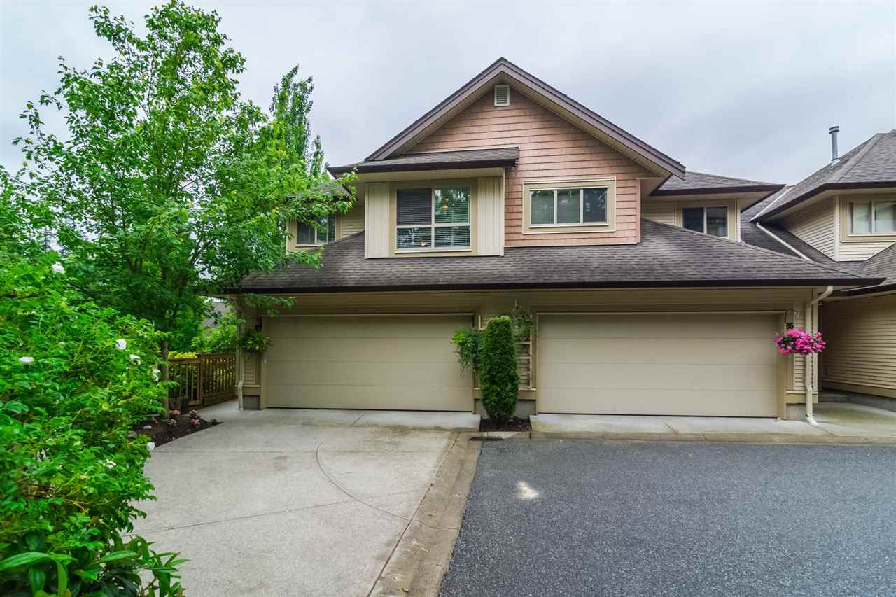 "Main Photo: 87 20350 68 Avenue in Langley: Willoughby Heights Townhouse for sale in ""SUNRIDGE"" : MLS®# R2171135"