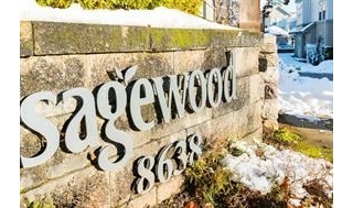 "Main Photo: 28 8638 159 Street in Surrey: Fleetwood Tynehead Townhouse for sale in ""Sagewood"" : MLS(r) # R2180339"