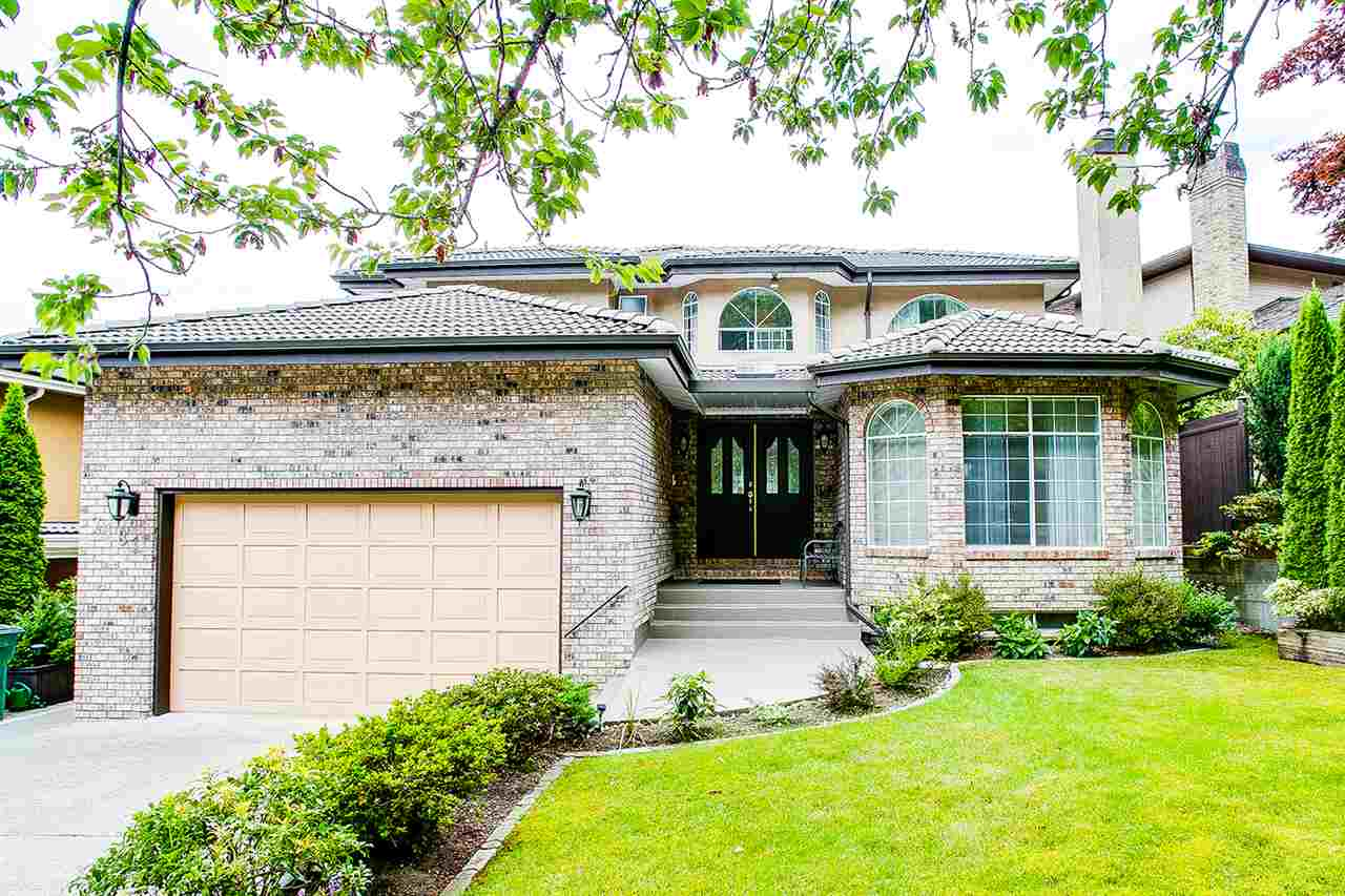 Main Photo: 7181 RIDGEVIEW Drive in Burnaby: Westridge BN House for sale (Burnaby North)  : MLS® # R2188836