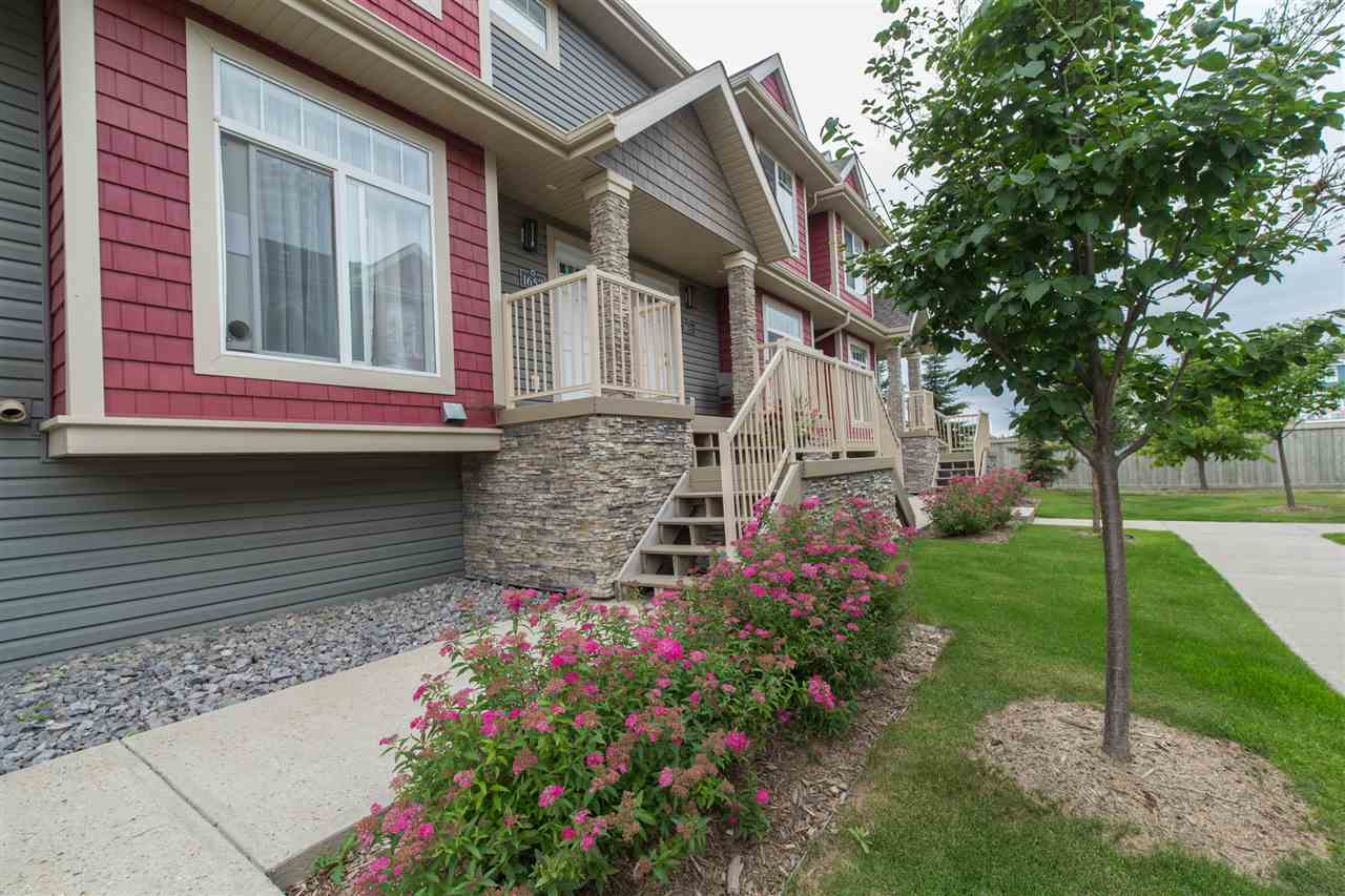 Main Photo: 1657 James Mowatt Trail in Edmonton: Zone 55 Townhouse for sale : MLS® # E4076342