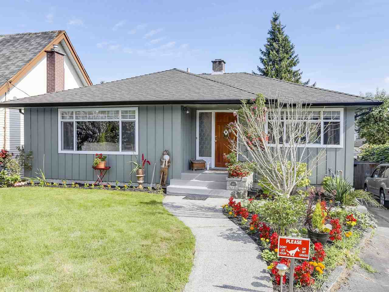 Main Photo: 214 BLACKMAN Street in New Westminster: GlenBrooke North House for sale : MLS® # R2197266