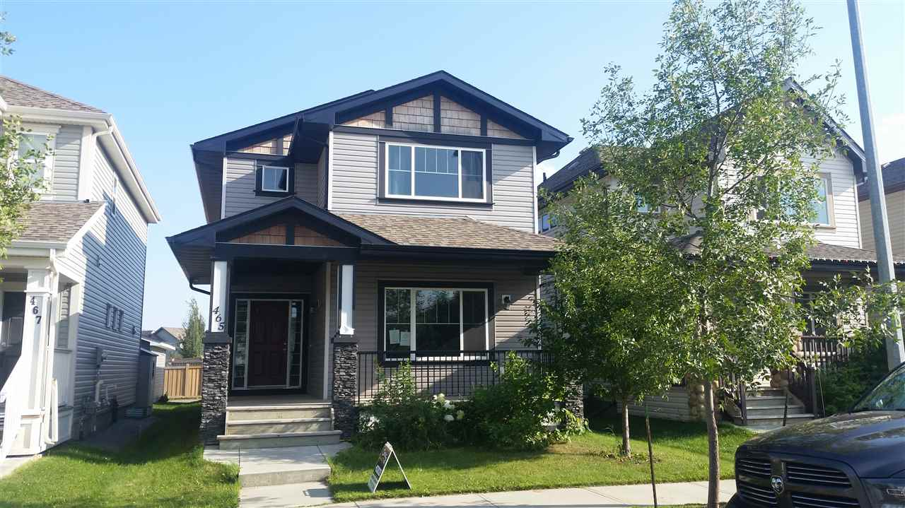Main Photo:  in Edmonton: Zone 03 House for sale : MLS® # E4078856