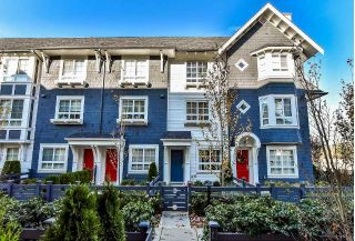 "Main Photo: 35 8476 207A Street in Langley: Willoughby Heights Townhouse for sale in ""York by Mosaic"" : MLS® # R2220901"