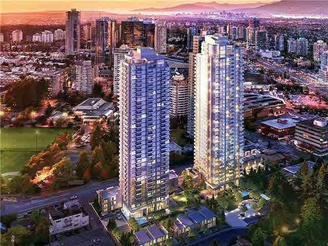 "Main Photo: 909 6588 NELSON Avenue in Burnaby: Metrotown Condo for sale in ""THE MET"" (Burnaby South)  : MLS® # R2221869"